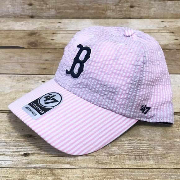 c1e7e131466 Boston Red Sox 47 Clean Up Adjustable Baseball Hat